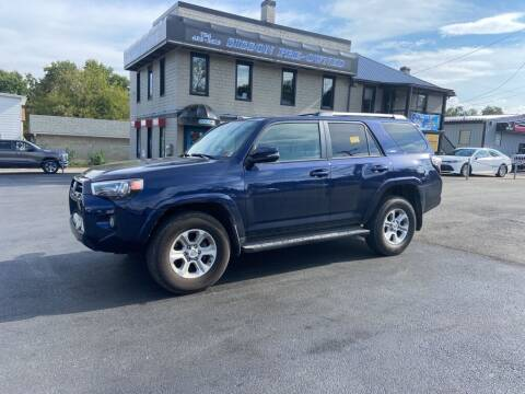 2020 Toyota 4Runner for sale at Sisson Pre-Owned in Uniontown PA