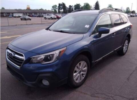 2019 Subaru Outback for sale at North Oakland Motors in Waterford MI