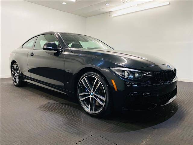 2018 BMW 4 Series for sale at Champagne Motor Car Company in Willimantic CT