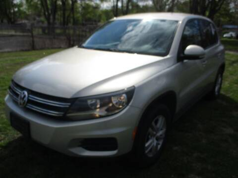 2012 Volkswagen Tiguan for sale at Dons Carz in Topeka KS