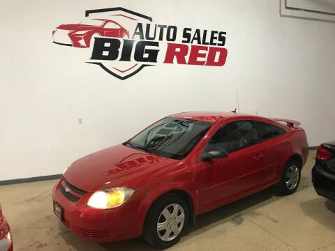 2009 Chevrolet Cobalt for sale at Big Red Auto Sales in Papillion NE