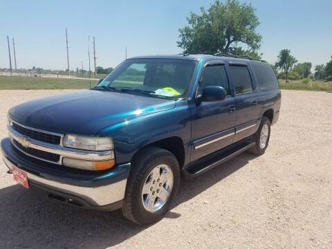 2006 Chevrolet Suburban for sale at Best Car Sales in Rapid City SD