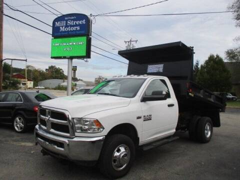 2017 RAM Ram Chassis 3500 for sale at Mill Street Motors in Worcester MA