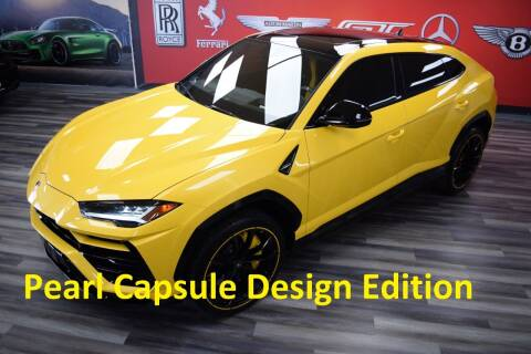2021 Lamborghini Urus for sale at Icon Exotics in Houston TX