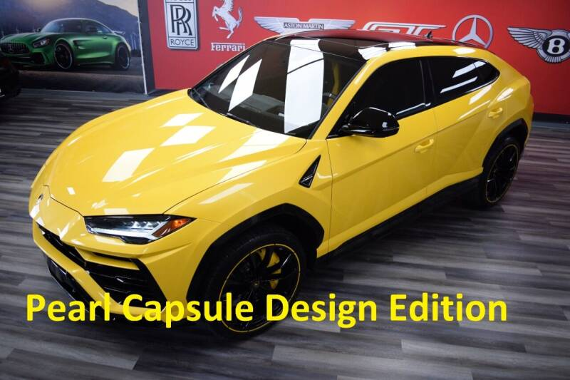 2021 Lamborghini Urus for sale at Icon Exotics in Houston TX