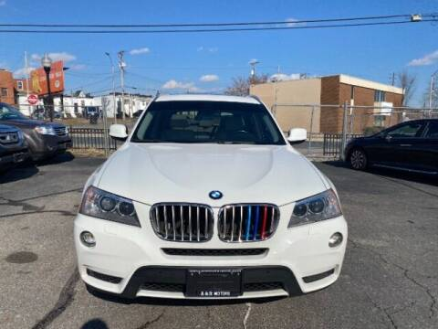 2011 BMW X3 for sale at A&R Motors in Baltimore MD