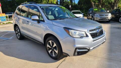 2018 Subaru Forester for sale at Dunn-Rite Auto Group in Longwood FL