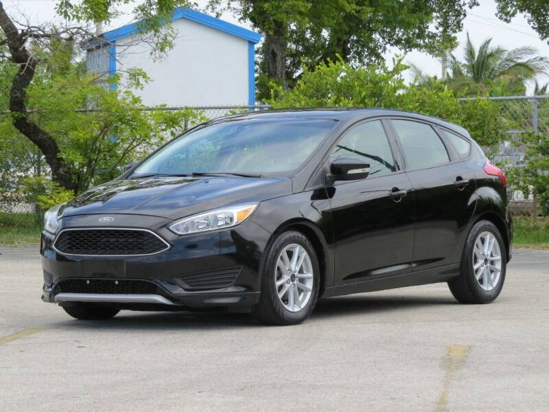 2016 Ford Focus for sale at DK Auto Sales in Hollywood FL