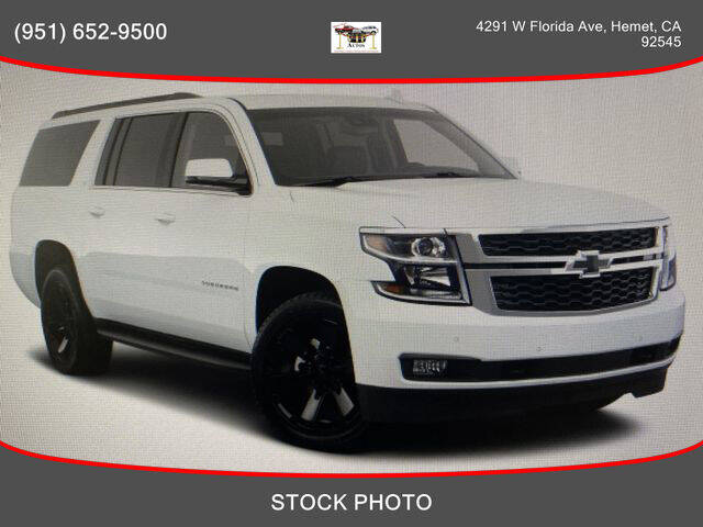 2019 Chevrolet Suburban for sale in Hemet, CA
