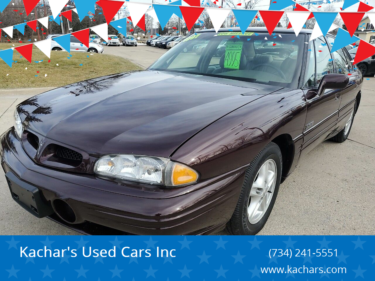 used 1997 pontiac bonneville for sale carsforsale com used 1997 pontiac bonneville for sale