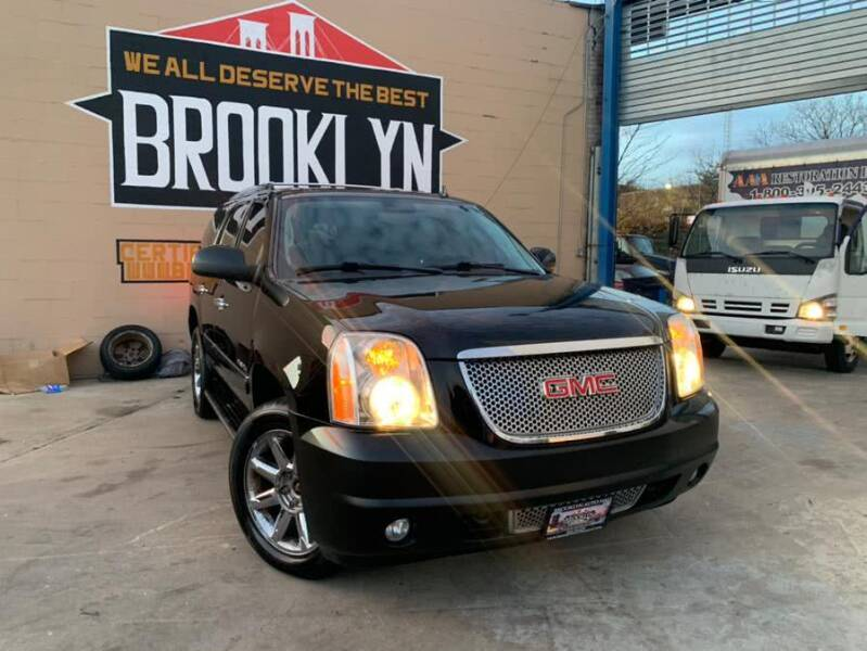 2013 GMC Yukon for sale at Excellence Auto Trade 1 Corp in Brooklyn NY
