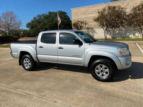 2008 Toyota Tacoma for sale at Pitt Stop Detail & Auto Sales in College Station TX