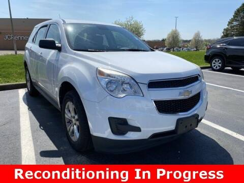 2012 Chevrolet Equinox for sale at Jeff Drennen GM Superstore in Zanesville OH