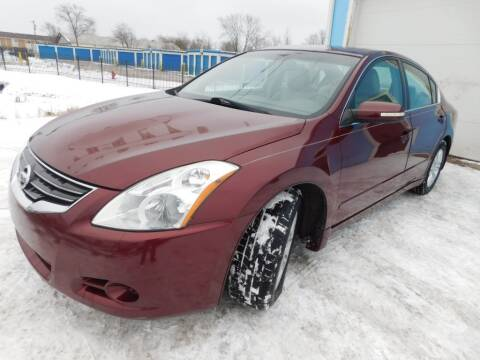 2010 Nissan Altima for sale at Safeway Auto Sales in Indianapolis IN