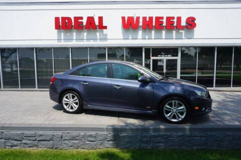 2014 Chevrolet Cruze for sale at Ideal Wheels in Sioux City IA