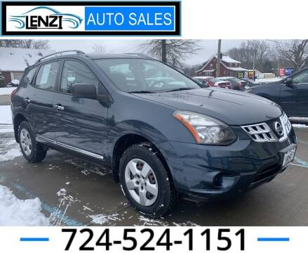 2014 Nissan Rogue Select for sale at LENZI AUTO SALES in Sarver PA