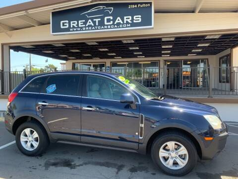 2008 Saturn Vue for sale at Great Cars in Sacramento CA