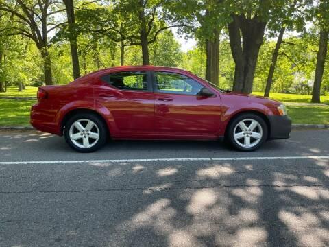 2013 Dodge Avenger for sale at GW MOTORS in Newark NJ