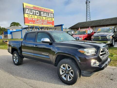 2017 Toyota Tacoma for sale at Mox Motors in Port Charlotte FL