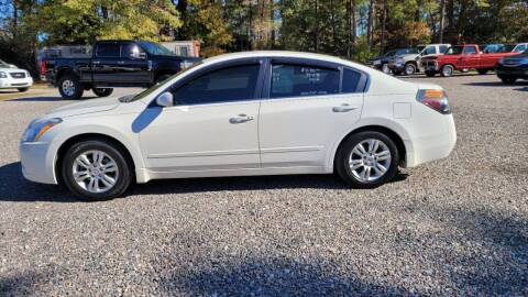 2012 Nissan Altima for sale at Joye & Company INC, in Augusta GA
