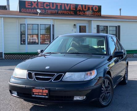 2005 Saab 9-5 for sale at Executive Auto in Winchester VA