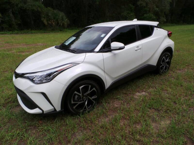 2020 Toyota C-HR for sale at TIMBERLAND FORD in Perry FL