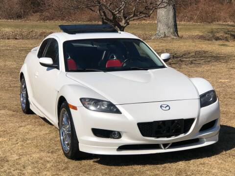 2006 Mazda RX-8 for sale at Choice Motor Car in Plainville CT