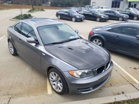 2011 BMW 1 Series for sale at Cross Motor Group in Rock Hill SC