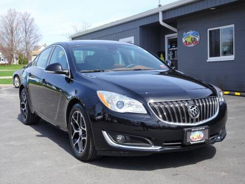 2017 Buick Regal for sale at Great Lakes Classic Cars in Hilton NY