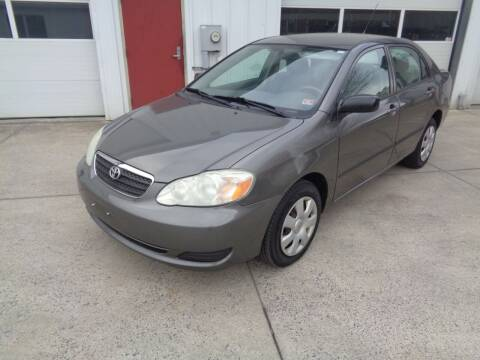 2006 Toyota Corolla for sale at Lewin Yount Auto Sales in Winchester VA