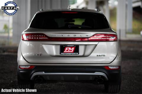 2015 Lincoln MKC for sale at Friesen Motorsports in Tacoma WA