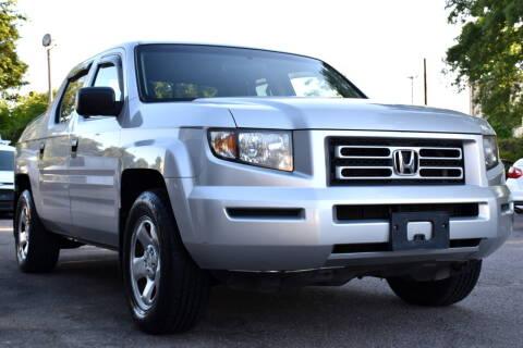 2007 Honda Ridgeline for sale at Wheel Deal Auto Sales LLC in Norfolk VA