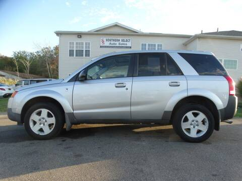 2004 Saturn Vue for sale at SOUTHERN SELECT AUTO SALES in Medina OH
