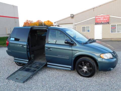 2007 Dodge Grand Caravan for sale at Macrocar Sales Inc in Akron OH