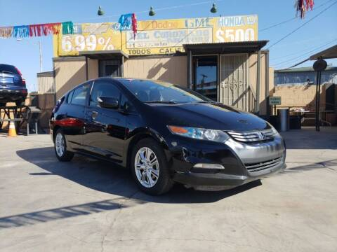 2010 Honda Insight for sale at DEL CORONADO MOTORS in Phoenix AZ