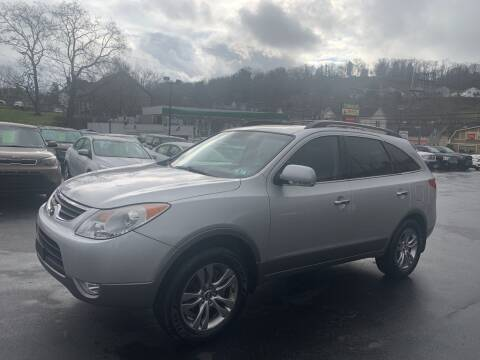 2012 Hyundai Veracruz for sale at Premiere Auto Sales in Washington PA