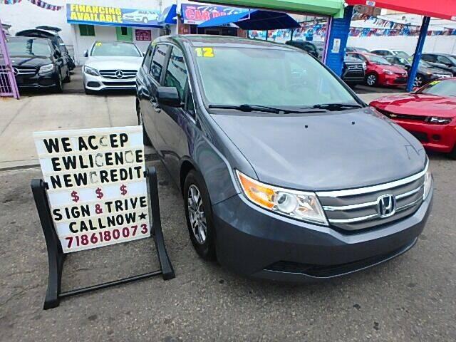 2012 Honda Odyssey for sale at 4530 Tip Top Car Dealer Inc in Bronx NY