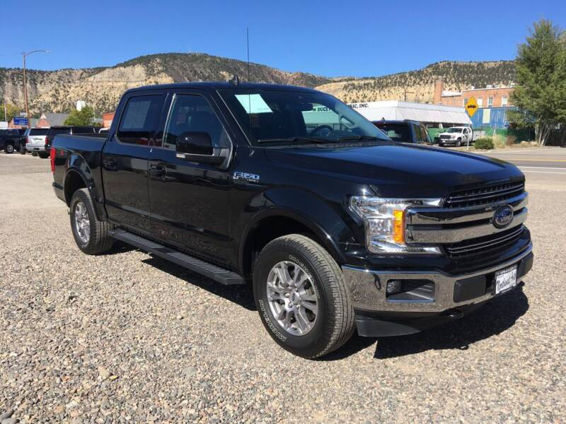 2020 Ford F-150 for sale at Northwest Auto Sales & Service Inc. in Meeker CO