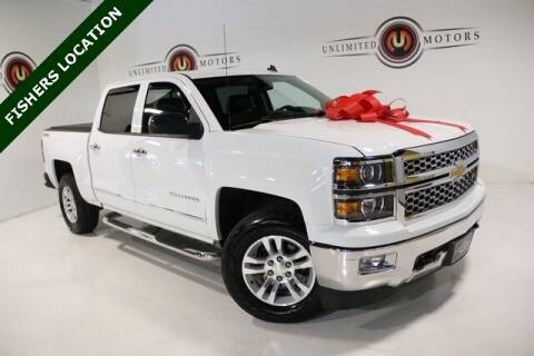 2014 Chevrolet Silverado 1500 for sale at Unlimited Motors in Fishers IN
