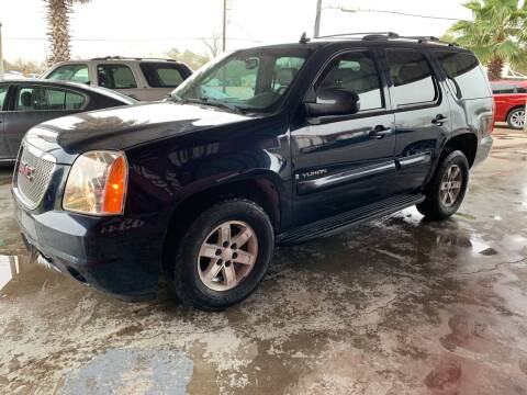 2007 GMC Yukon for sale at M & M Motors in Angleton TX