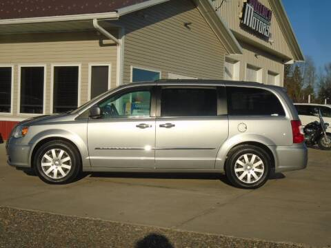 2016 Chrysler Town and Country for sale at Milaca Motors in Milaca MN