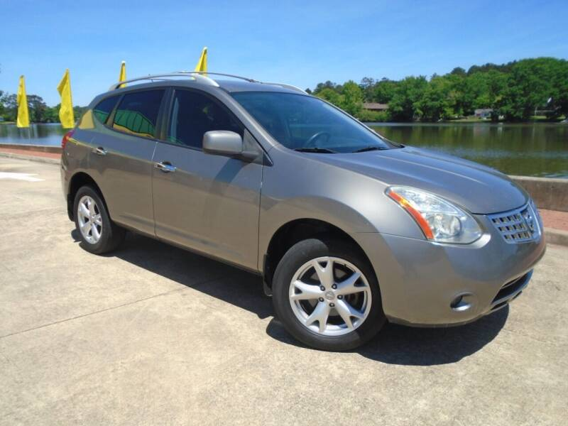 2010 Nissan Rogue for sale at Lake Carroll Auto Sales in Carrollton GA