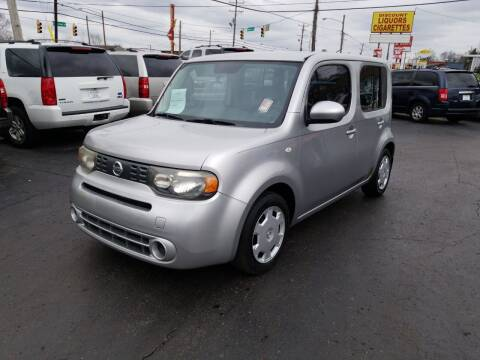 2009 Nissan cube for sale at Rucker's Auto Sales Inc. in Nashville TN