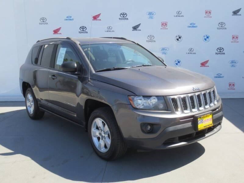 2014 Jeep Compass for sale at Cars Unlimited of Santa Ana in Santa Ana CA