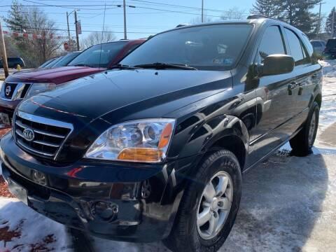 2008 Kia Sorento for sale at GMG AUTO SALES in Scranton PA