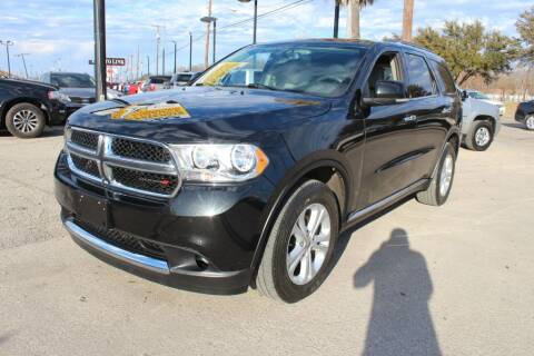 2013 Dodge Durango for sale at Flash Auto Sales in Garland TX