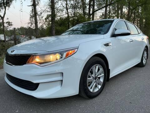 2017 Kia Optima for sale at Next Autogas Auto Sales in Jacksonville FL