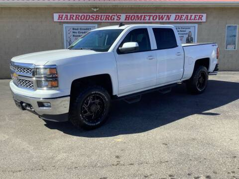 2015 Chevrolet Silverado 1500 for sale at Auto Martt, LLC in Harrodsburg KY