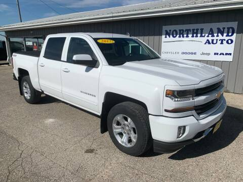 2017 Chevrolet Silverado 1500 for sale at Northland Auto in Humboldt IA