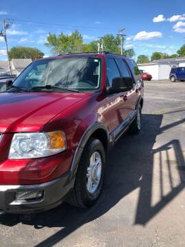 2004 Ford Expedition for sale at Mike Hunter Auto Sales in Terre Haute IN